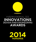 CES Innovations design and engineering award 2014
